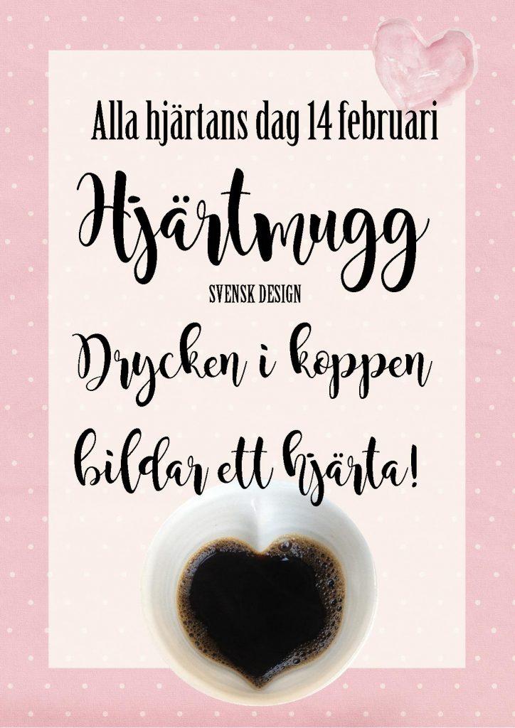 Hjärtmugg A4 Alla hjärtan 2019 variant 2